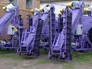 Зернометатели самопередвижные ЗМ-60М модернезированный,  высота загрузк