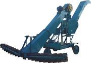 Зернометатель самопередвижной ПЗМ-90
