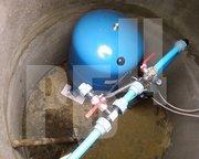 строительства и ремонта Обустройство приямка,  Подвод воды в дом.