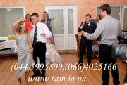Веселье на свадьбу,  корпоратив,  юбилей в Киеве! Тамада, музыка, баянист