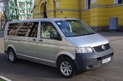 Микроавтобус пассажирский  ( от 8 до 18 мест ) арендовать с водителем