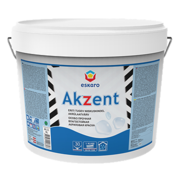 Eskaro Akzent антибактериальная краска (полуглянцевая) 2, 7 л.
