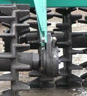 Каток полевой КП-6-520Ш (кольчато-шпоровый диск Ø 520 мм)