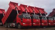 Запчасти для грузовиков FAW 3252 в Украине