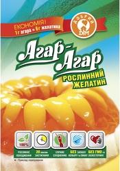 Агар - агар в Украине. Агар Украина