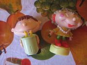 большие куколки из макдональдса 2001 год