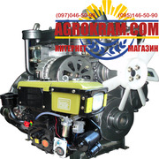 Дизельный двигатель на трактор мотоблок