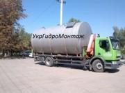 Изготовление резервуаров, резервуары РГС, РВС