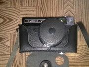 фотоаппараи Вилия механический совдеповский чернобелый