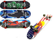 Скейтборд/скейт Sprinter полупрофессиональный с алюминиевой подвеской