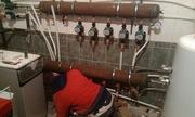 замена труб водопровод отопление канализация котлы тёплый пол и другое