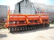 Сеялка зерновая СЗ 5 4 с катками