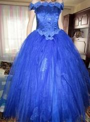 Выпускное бальное платье