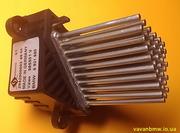 Ёжик печкибмв,  резистор BMW е39,  е46,  е53,  Х5,  X3,  E83Valeo! Выходной каскад вентилятора.Гарантия!