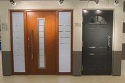 Теплые входные двери Hormann в Чернигове.