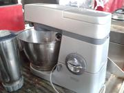 Продам кухонную машину бу Kenwood Chef classic