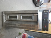 Продам газовую подовую печь бу для ресторана