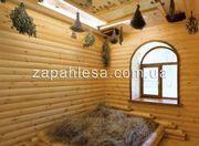 Імітація брусу - Фальш брус Тернопіль та область