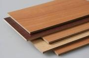 ДСП плита ламинированная толщины 10 мм,  16 мм,  18 мм.