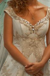 Продам сногсшибательное свадебное платье