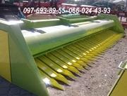 Жатка для уборки подсолнечника ЖСБ-7.4  Sunfloro  аналог Zaffrani