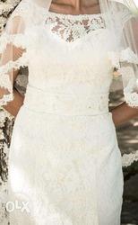 Свадебное платье -продажа