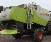 комбайн зерноуборочный Claas Lexion 560 Год выпуска 2008