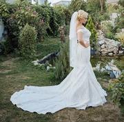 Свадебное платье Одесса (отличное состояние)