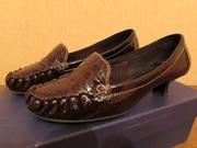 Туфли кожаные Бразилия
