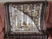 Платок Queen (полиэстер) 100х100 см