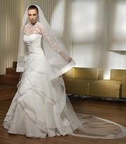 Продам свадебное платье из Испании PRONOVIAS размер 42-44