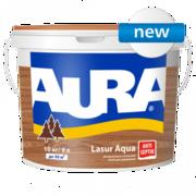 Aura Lasur aqua декоративно-защитное средство для деревянных фасадов 9