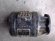 Электродвигатель 0, 3 кВт;  1300 об/мин,  ФАД-300/4т,  фланцевый