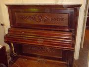 Продам антикварное американское вертикальное пианино Crown конца 19 ве