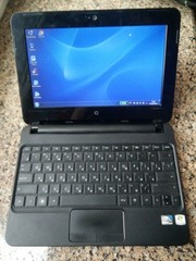 Двухядерный нетбук HP Compaq Mini CQ10 - 555sr.