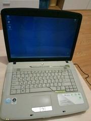 Ноутбук Acer Aspire 5315 (в отличном состоянии).
