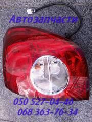 Шевроле Каптива фонарь задний левый правый запчасти кузова Chevrolet C