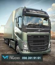 Запчасти к грузовикам Volvo