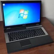 Большой игровой ноутбук Samsung RF710 (как новый).