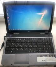 Ноутбук Acer Aspire 5738ZG (танки,  дота).