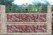 Изготовление кованых секций для евро заборов,   ворот.